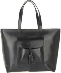 Closed Sacs portés main, Tote Bag Leather Tassel Black en noir
