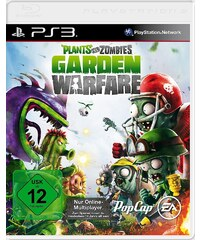 Electronic Arts Playstation 3 Spiel »Plants vs. Zombies: Garden Warfare«