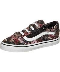 VANS Old Skool Zip Moody Floral Sneaker Kleinkinder