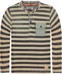 KANZ T Shirt langärmlig Ringel