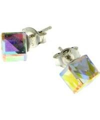Šperky LAFIRA Style Swarovski Elements čtverečky SXE02028