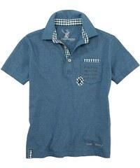 Spieth & Wensky Trachtenshirt Kinder in Poloshirt-Style