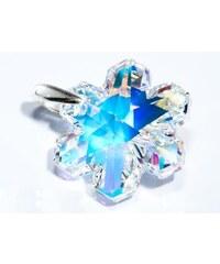 Šperky LAFIRA Style Stříbrný přívěsek Vločka AB