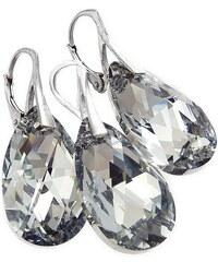 Šperky LAFIRA Style Stříbrná sada se Swarovski Pear CAL 736