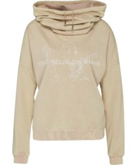 True Religion Sweatshirt Hoody Moonwash
