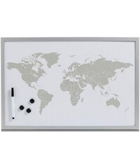 Home affaire Magnet-/Schreibtafel »World«