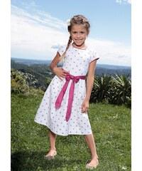 Turi Landhaus Trachtenkleid Kinder mit Blümchendruck