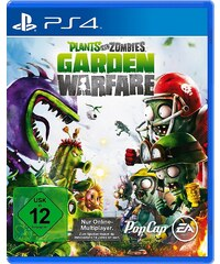 Electronic Arts Playstation 4 Spiel »Plants vs. Zombies: Garden Warfare«