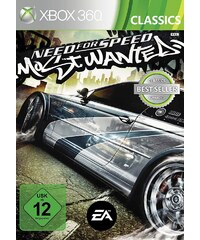 Electronic Arts Xbox 360 Spiel »Need for Speed: Most Wanted«