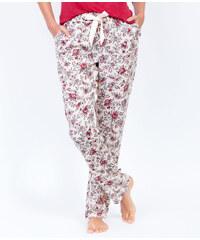 Pantalon imprimé fleuri Etam