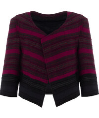 Drykorn MERA Blazer im Ethno-Look in Bordeaux