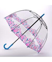 Průhledný deštník Fulton Birdcage 2 BIRD L042