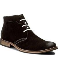 Semišové pánské boty  cd4b5546891