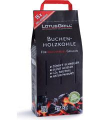 Dřevěné uhlí LK-2500 2,5kg, pro LotusGrill