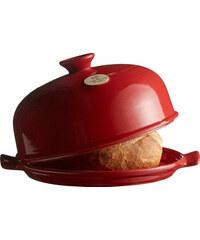 Forma na pečení chleba 28cm kulatá, granátová, EMILE HENRY