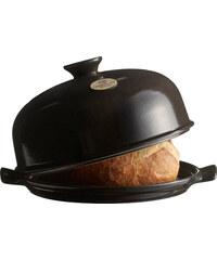 Forma na pečení chleba 28cm kulatá, pepřová, EMILE HENRY
