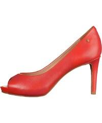 Lilly´s Closet Peeptoe red