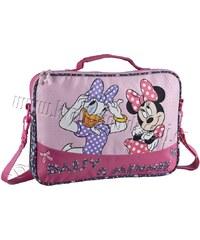 100% PES Taška na rameno Daisy a Minnie 37 cm