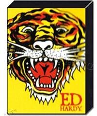 47x37cm Lampička Ed Hardy Tygr