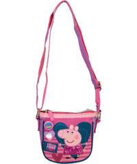 Kabelka Peppa Pig Srdce zip