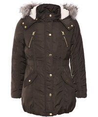 Esprit Parka brown grey