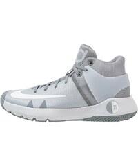 Nike Performance TREY 5 IV Chaussures de basket wolf grey/white/cool grey