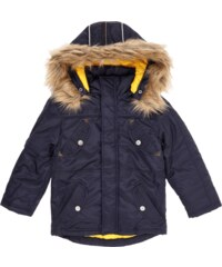 Review for Kids Jacke mit abnehmbarer Kapuze und Webpelz