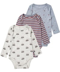 GAP 3 PACK Body grey/multicolor