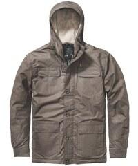Globe Parky parka - Goodstock Thermal Parka Jacket Dark Olive (DKOLV) Globe