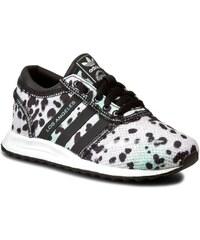 Boty adidas - Los Angeles S80236 Cblack/Cblack/Ftwwht