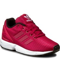 Boty adidas - Zx Flux C S76299 Unipink/Unipink/Ftwwht