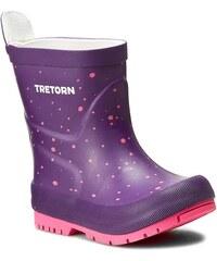 Gummistiefel TRETORN - Sticky Dots 473280 Purple