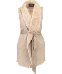 ONLY ONLLAYLA Veste sans manches simply taupe