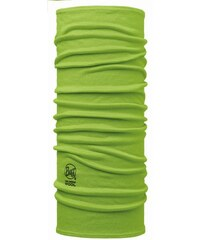 Buff Wool Buff Dyed Stripes Solid Lime