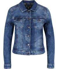 Modrá dámská džínová bunda QS by s.Oliver