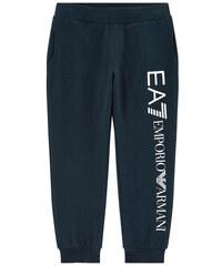 Emporio Armani EA7 Logo print tracksuit pants