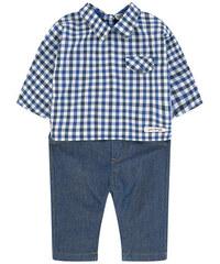 Jean Bourget Hemd und Jeans