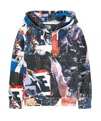 Little Eleven Paris Star-Wars-Kapuzen-Sweatshirt