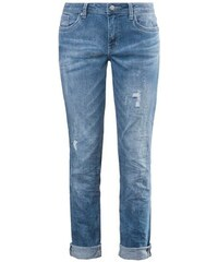 Q/S DESIGNED BY Damen Q/S designed by Relaxed: Helle Destroyed-Jeans blau 34,36,38,40,42,44