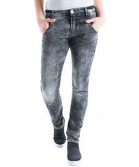 Timezone Damen Jeans RivaTZ 9013 black acid wash schwarz 24,25,26,27,28,29,30,31,32,33