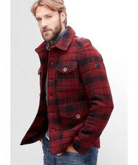 RED LABEL Jacke mit Karomuster S.OLIVER RED LABEL rot 3XL,L (50),M (48),S (44),XL (54),XXL (58)