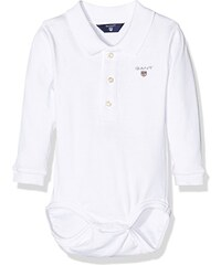 GANT Baby-Jungen the Original Boy Pique Ls Body