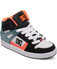 DC SHOES DC Shoes Hi-top Rebound SE orange 1(32),11(28),13,5(31),2(33),3(34)