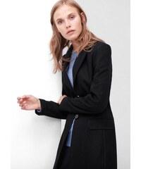 Damen RED LABEL Eleganter Mantel aus Schurwoll-Mix S.OLIVER RED LABEL schwarz L (44),L (46),M (40),M (42),S (36),S (38),XS (34)