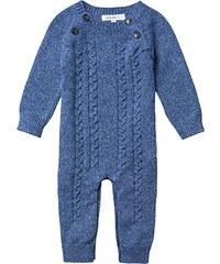 Noppies Baby-Jungen Body B Playsuit Knit Ls Carmel