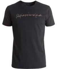 T-Shirt Logo Quik Signature QUIKSILVER grün L(54),M(50),S(46),XL(58),XS(44),XXL(62)