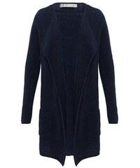 HALLHUBER Damen HALLHUBER Long Cardigan aus Woll-Stretch blau 34,36,40,42,44