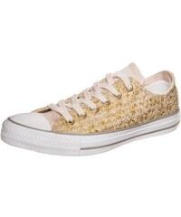 Converse Chuck Taylor All Star OX Sneaker Damen goldfarben 10 US - 41.5 EU,5.5 US - 36 EU,7.5 US - 38 EU,8 US - 39 EU,8.5 US - 39.5 EU,9 US - 40 EU,9.5 US - 41 EU