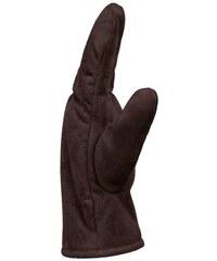 Kunst-Veloursleder-Handschuhe Faze Daze QUIKSILVER braun L,M