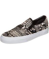 VANS Classic Slip-On Italian Weave Sneaker Damen schwarz-weiß 4.5 US - 36.0 EU,5.0 US - 36.5 EU,5.5 US - 37.0 EU,6.0 US - 38.0 EU,6.5 US - 38.5 EU,7.0 US - 39.0 EU,7.5 US - 40.0 EU,8.0 US - 40.5 EU,8.